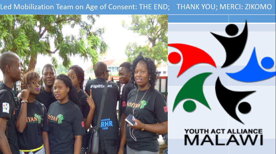 Advocating for Adolescent Change in Malawi